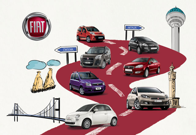 Fiat Roadshow 2011