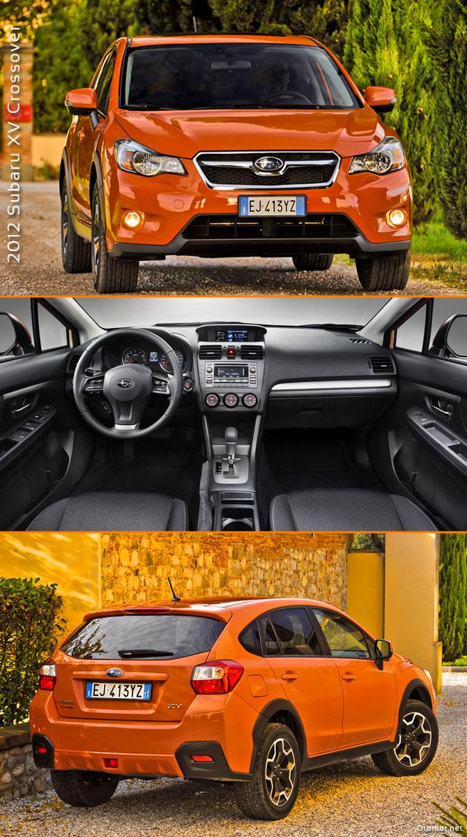 2012 Subaru XV Fotoğrafları