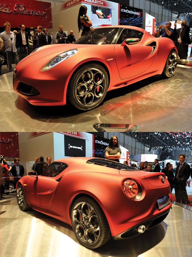 2013 Alfa 4C GTA