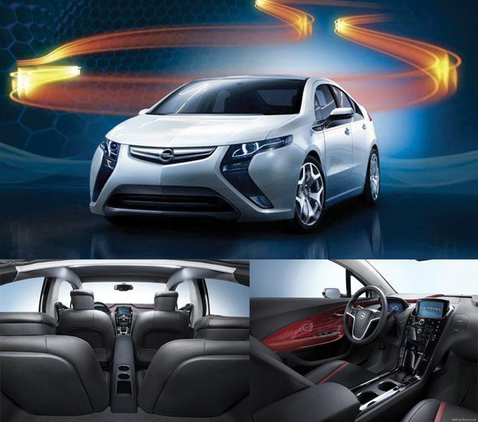 2013 Opel Ampera