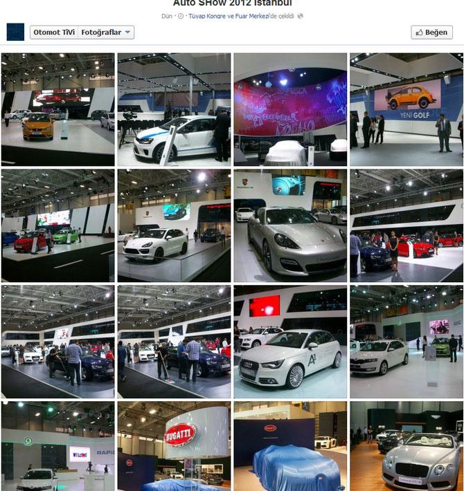 Autoshow 2012 Fotoğraf Albümü