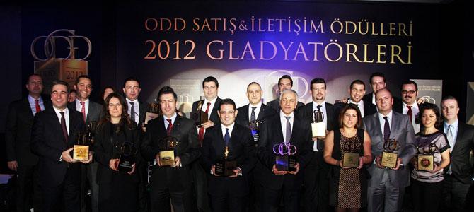 ODD 2012 Gladyatörleri